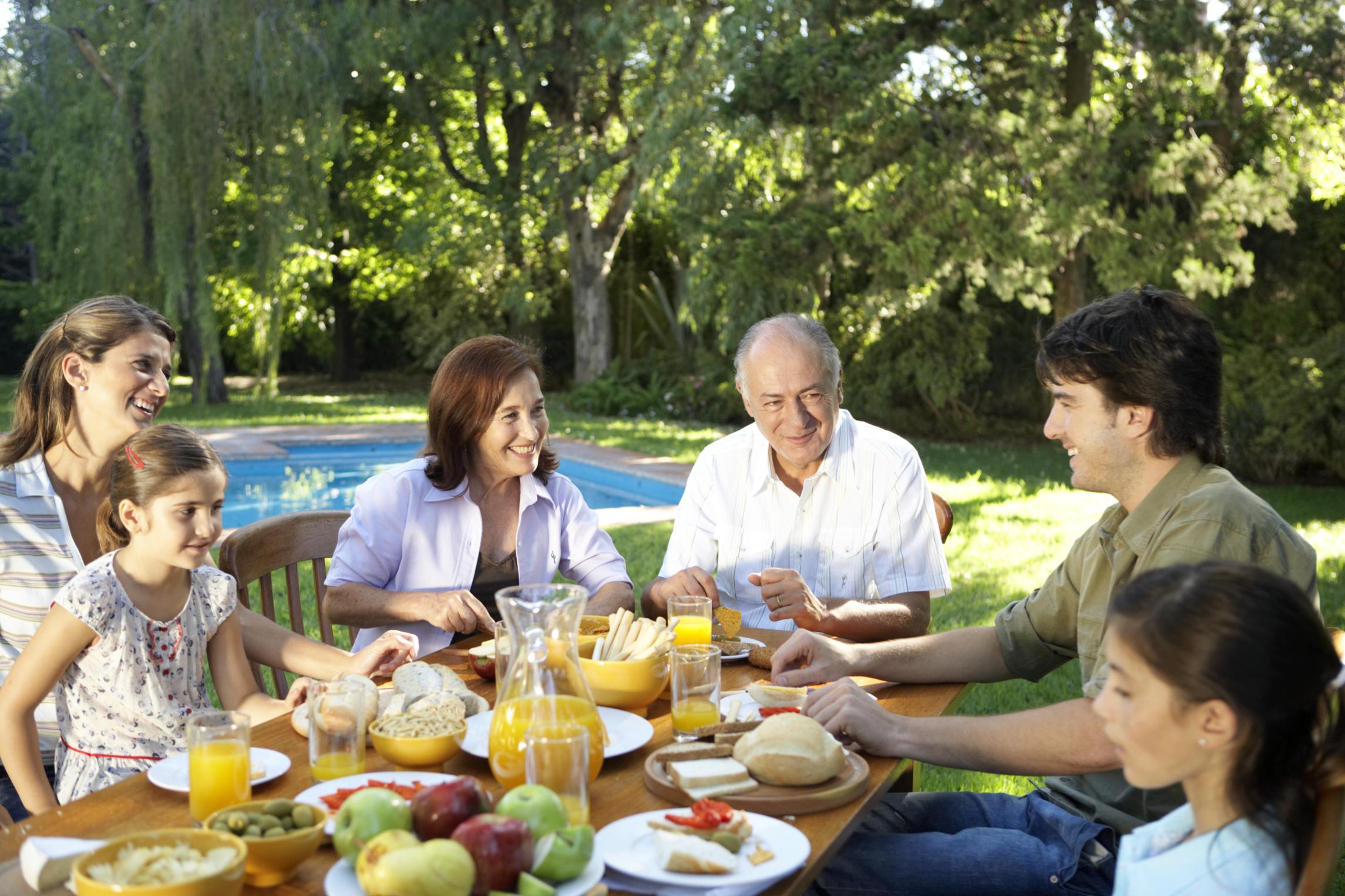 refeições-em-família