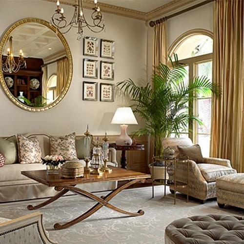 decoração clássica