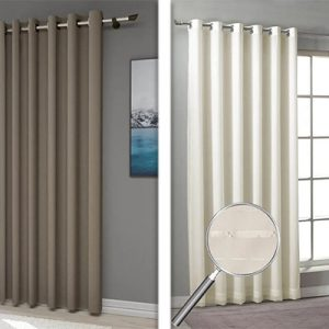 cor de cortina para quarto