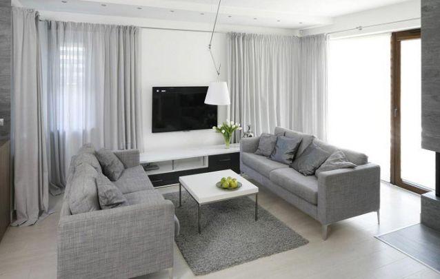 Como escolher a cortina para sala?