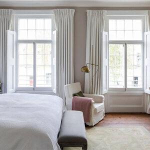 melhores tecidos para cortinas de quarto