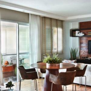 Quais os modelos de cortinas para sala?
