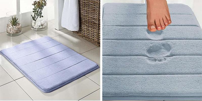 como escolher tapete para banheiro