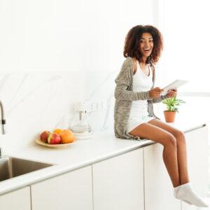 No coração do lar: como tornar a sua cozinha mais prática para o dia a dia